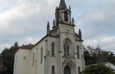 Igrexa nova de Limodre