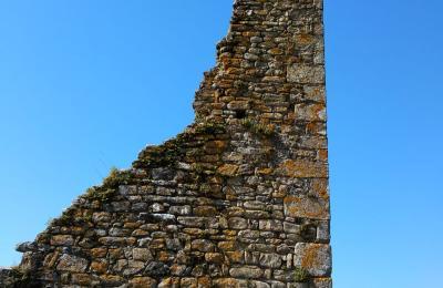 Torres do Oeste en Catoira