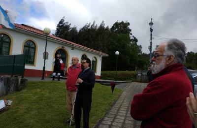 Acto en lembranza de Antón Pita García