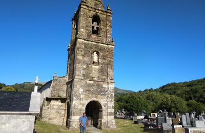 Igrexa de Triacastela