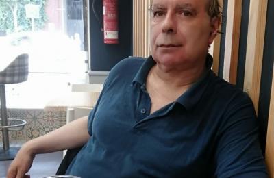 Xurxo Rodriguez reside na actualidade en Vigo