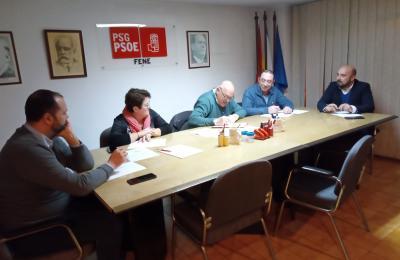 Asemblea do PSOE de Fene