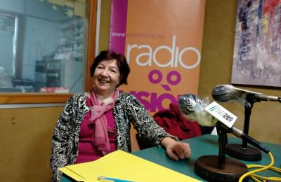 María José Paz, coordinadora de Tardes Activas