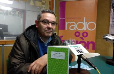 Manuel Cendán en Radio Fene
