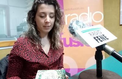 Laura Molero en Radio Fene
