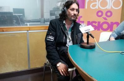 Lázaro Arribe en Radio Fene Radiofusión