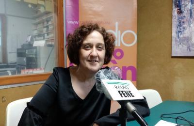 Paula Carballeira naceu en Fene en 1972