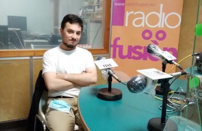 Ramón Carballeira en Radio Fene