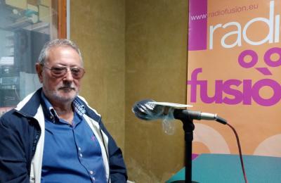 José Manuel Pereiro en Radio Fene
