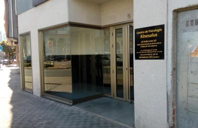 Centro de psicoloxía Kinesalus