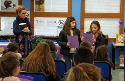 A rapazada da lectura á textos literarios de mulleres
