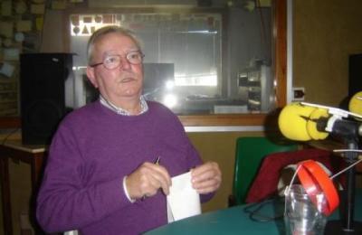 Julio López Allegue en Radio Fene