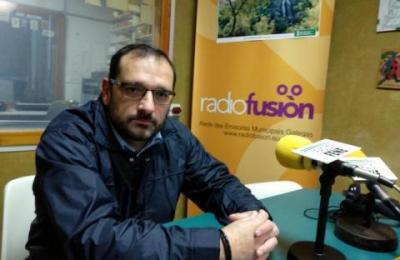 Víctor López Iglesias, do equipo técnico da S.D.Barallobre