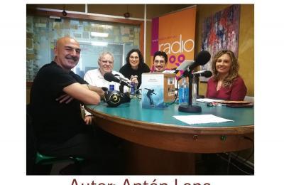 Antón Lopo en Radio Fene Radiofusión