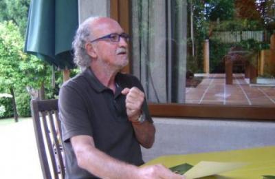 José Luis González Loureiro naceu en Sedes (Narón)