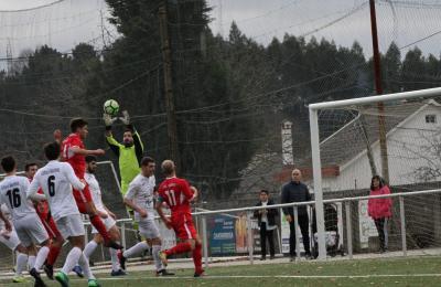 Maniños 1 - 2 Miño. Primeira Galicia de fútbol