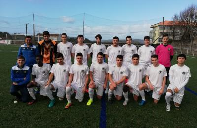 Cultural Maniños B. Segunda Galicia de fútbol