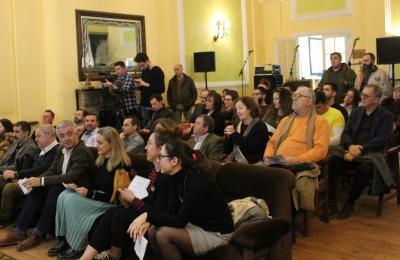 Dia dos Medios en Galego. Carballo 2020