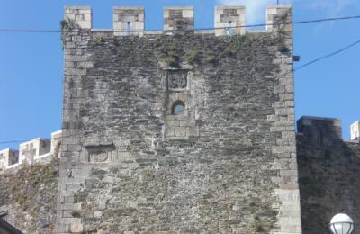 Castelo de Moeche en 2008