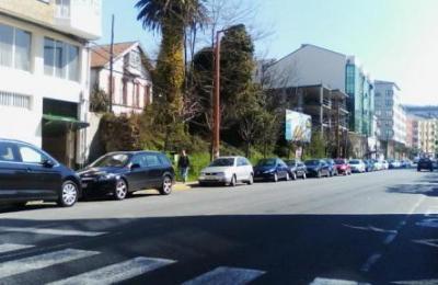 Avenida Naturais de Fene. Leva ese nome pola sociedade formada por emigrantes de Fene