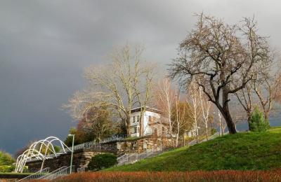 Parque Castelao. Fene. Fotografía: César Galdo