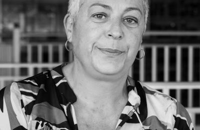 Paula Romero, presidenta do CMI Unidade de Fene