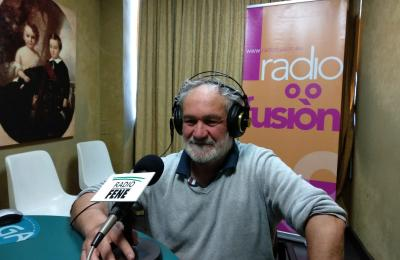 Xoán Ramón Pena en Radio Fene