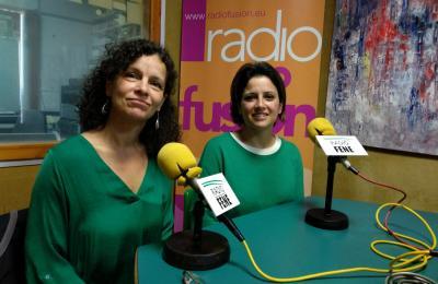 Ana Loredo e Lidia Pena, de Criando malvas teatro
