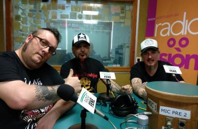 Maikel Rodeiro, Tony Torres e Octavio Pérez