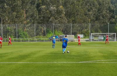 Perlío 2 -1 Cebarca. Segunda Galicia de fútbol