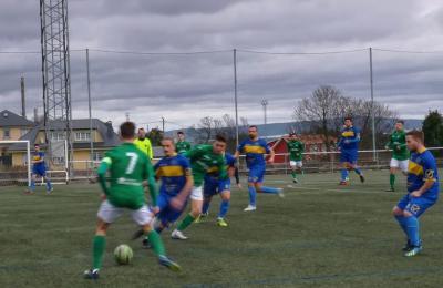 Mugardos B 1 -3 Perlío. Segunda Galicia de fútbol