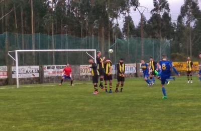 Moeche 2 -3 Perlío. Segunda Galicia de fútbol
