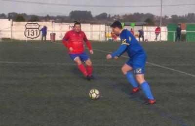 O Perlío segue líder da Segunda Galicia de fútbol