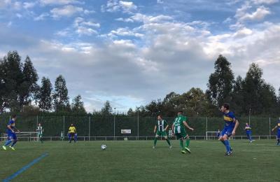 Perlío 2 - 0 Capela