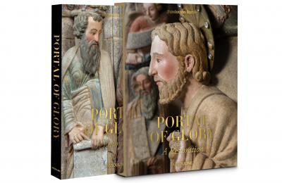 Pórtico da Gloria da catedral de Santiago de Compostela