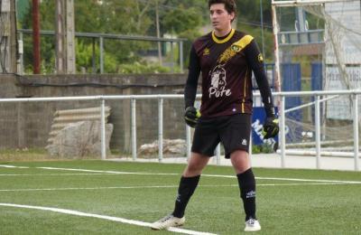 Carlos Arnoso, porteiro do Pote