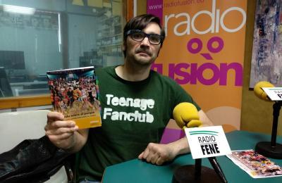 Óscar Quant en Radio Fene Radiofusión