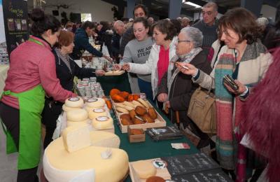 Feira do queixo de Moeche