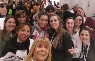 Enremeiras residentes e titores da área sanitaria de Ferrol