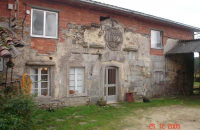 Pazo da ribeira do Belelle, edificio histórico en Sillobre