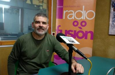 Ángel del Río dirixe o colexio concertado Jorge Juan de Perlío en Fene
