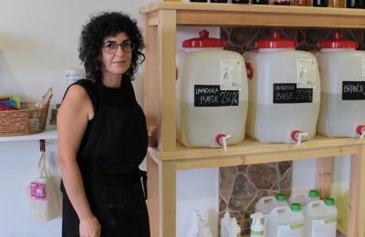 Margarita Rodríguez, de 4EcoNarón