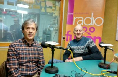 Antonio Álvarez e Juan Carlos Romero