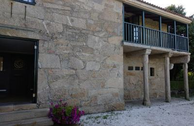 Casa de Rosalía de Castro en Padrón
