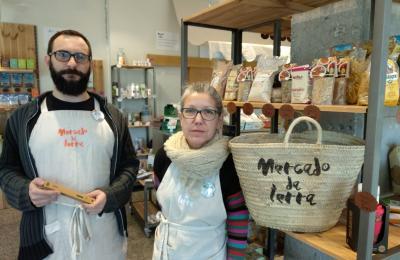 Marisé Díaz e Vitor Santalha