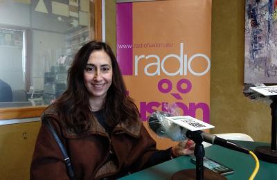 Helena Segura-Torrella en Radio Fene