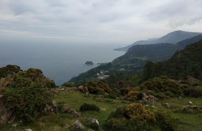 Teixido. San Andrés de Lonxe: Mitos e ritos