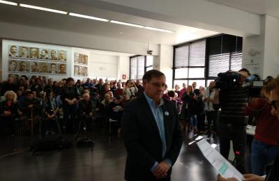 Juventino Trigo (BNG) elixido alcalde de Fene