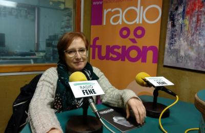 Ana Vence, da cooperativa Campo Capela