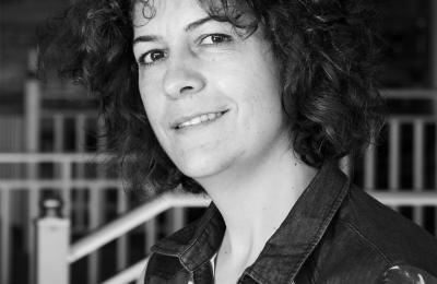 Vicky Sás fai o papel de Cristina Fandiño